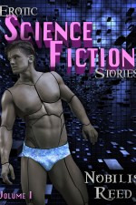 Cover of Erotic Science Fiction Stories v1